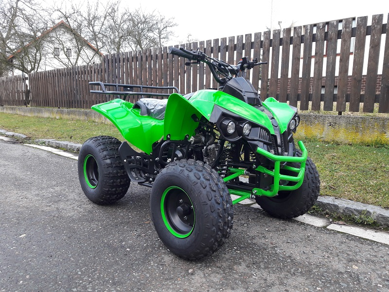 ATV 125 Super Adler
