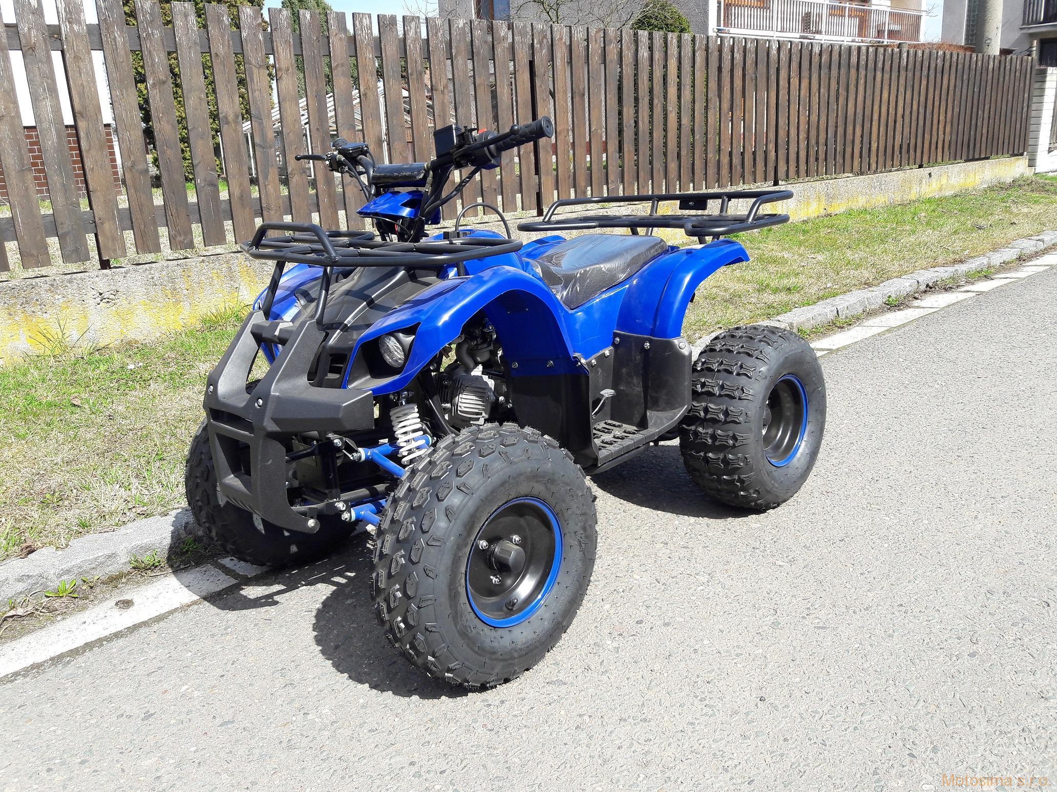 ATV 125 Grizzly Racing